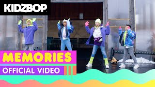 KIDZ BOP Kids - Memories (Official Music Video)