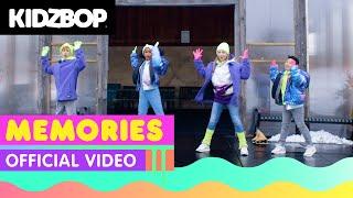 KIDZ BOP Kids - Memories (Official Music Video)