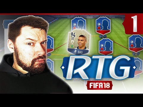 A BRAND NEW START! - FIFA 18 Road To World Cup #01