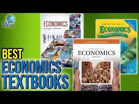 10 Best Economics Textbooks 2017