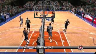 NBA 2K8 PS3 2004 Draft Class vs 2003 Draft Class video game