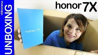 Download Video Honor 7X unboxing -¿pantalla INFINITA por 300?- MP3 3GP MP4