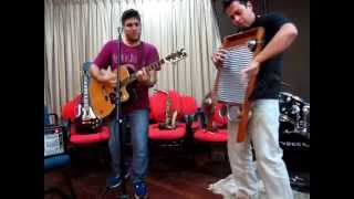 Alexandre (Guitarra) e Diego (Washboard) em:  Well Meet Again - The Palmetto Bug Stompers