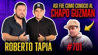 """ROBERTO TAPIA   """"ASI FUE COMO CONOCIO AL CH4P0""""   PUNTOS DE VISTA #17 (Podcast)"""
