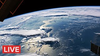 WATCH: Astronaut Spacewalk Earth Views from NASA FEED #EarthfromSpace