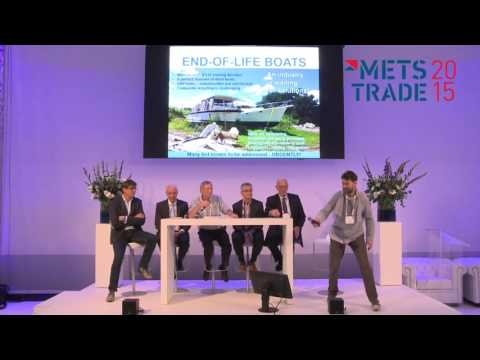 InnovationLAB STAGE METSTRADE 2015 - Panel discussion: End-of-life boats