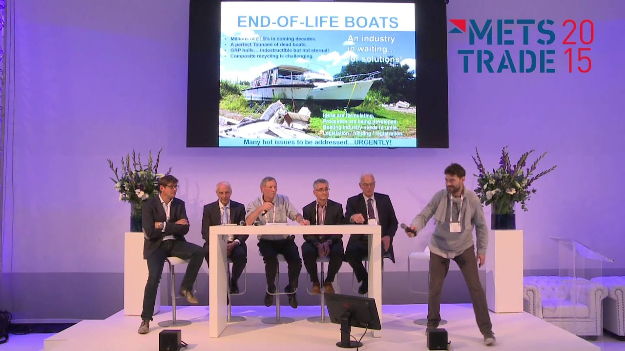 InnovationLAB STAGE METSTRADE 2015 - Panel discussion: End ...