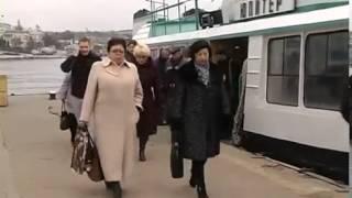 О графике движения катеров в Севастополе