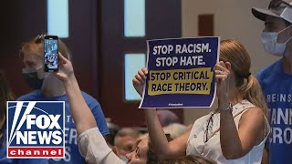 Virginia parents vow to stop critical race theory after school board meeting explodes
