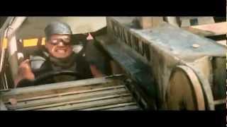 клип по фильму неудержимые 2  (The Expendables 2 Clip).wmv