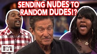 You Were Never Even My Girlfriend!   The Maury Show
