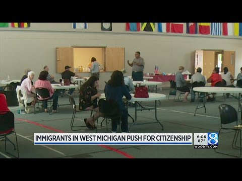 Immigrant advocates: 'More demand' for US citizenship