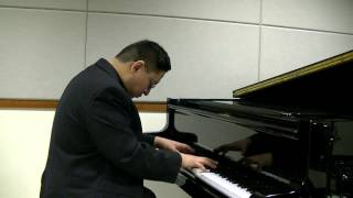 A Whole New World (Aladdin) - Marcel Talangbayan - piano