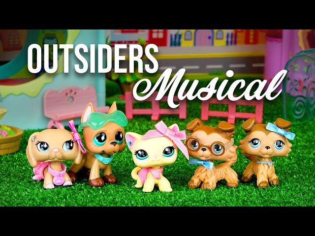LPS: Outsiders Musical - OFFICIAL TRAILER!