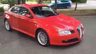 Alfa Romeo GT 2.0 JTS 2dr + Beautiful CAR + HIGH SPEC