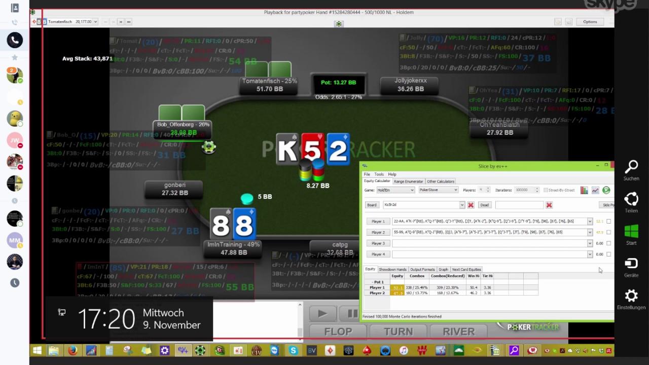 Poker Coaching — Daryl Jace
