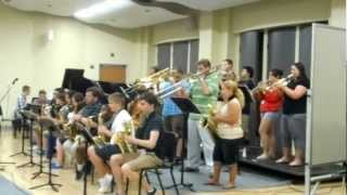 Crystal Silence: Duquesne Jazz Workshop 2012