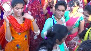 Marwadi song 2018 Rajasthani Marriage dance video Indian Wedding Dance performance by bride