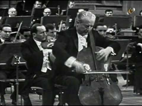 Schumann cello concerto part3 - P. Fournier