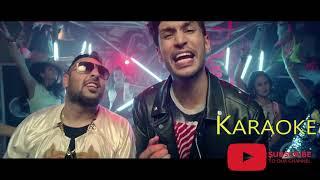 Baaki Baatein Peene Baad - Karaoke + Instrumental - Arjun Kanungo feat Badshah
