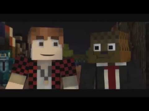 1 HOUR LOOP ♪  Endstone Song    By BajanCanadian   A Minecraft Parody Of Moondust By Jaymes Young