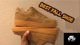 Best Fall Shoe   Nike Air Force 1 Low Flax 2017