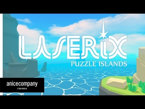 Laserix: Puzzle Islands - Trailer (iPhone/iOS, Android)