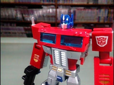 KBB - Combat Commander (KO Optimus Prime)