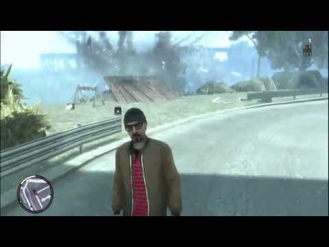 SecondBestGamers SWD series: GTA4 Part 1