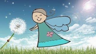Рисуем с детьми 3-4 лет Как нарисовать Ангела(Рисуем с детьми 3-4 лет. Уроки рисования. Рисовалки для малышей. Давай нарисуем вместе. На очередном уроке..., 2014-04-06T07:33:23.000Z)