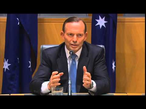 COAG Leaders Press Conference (Oct 10, 2014)