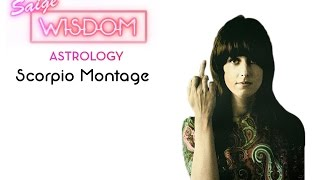 Gambar cover Saige Wisdom: Famous Scorpio Music Video Montage