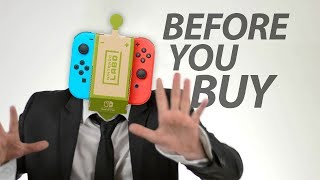 Nintendo Labo - Before You Buy