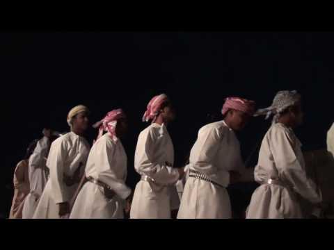 Wahiba Sands and traditional dances (Oman / سلطنة عمان)