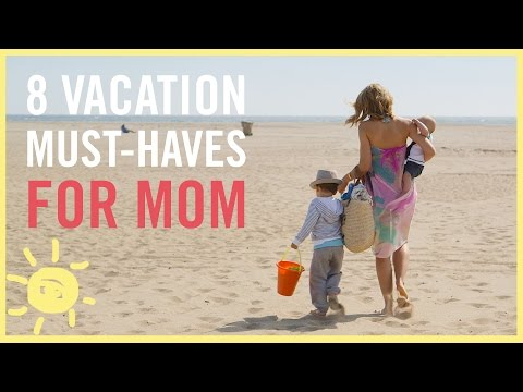 MOM STYLE | 8 Vacation Must Haves for MOM!