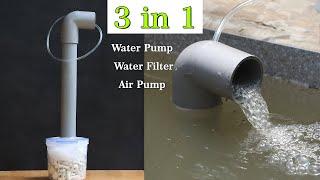 3 in 1 Aquarium Air Pumps, Wat…