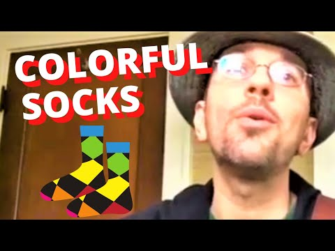 COLORFUL SOCKS (2019) | Songwriter | Kev Rowe | Jamestown, NY
