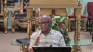 Interpretation of the Ram & the Goat|Greater Palm Bay COG|Bible Study|Bishop J.R. Lewinson|5.27.2020