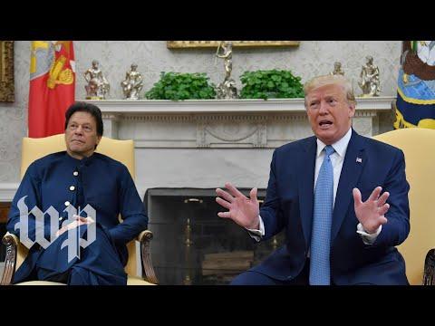 Delhi denies Trump claim PM Modi asked him to mediate on Kashmir
