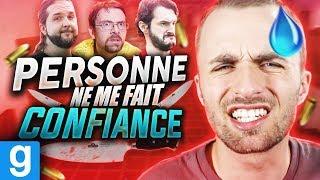 PERSONNE NE ME FAIT CONFIANCE ! 😭 (Murder ft. Bob Lennon, Fred & Seb du Grenier)