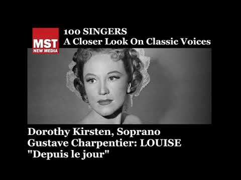 100 Singers - DOROTHY KIRSTEN