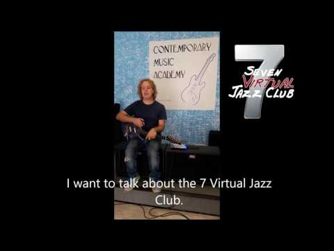 Interview with Gianfranco Continenza (Italy), judge of the 7 Virtual Jazz Club
