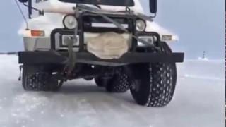Трекол на пети колёсах!