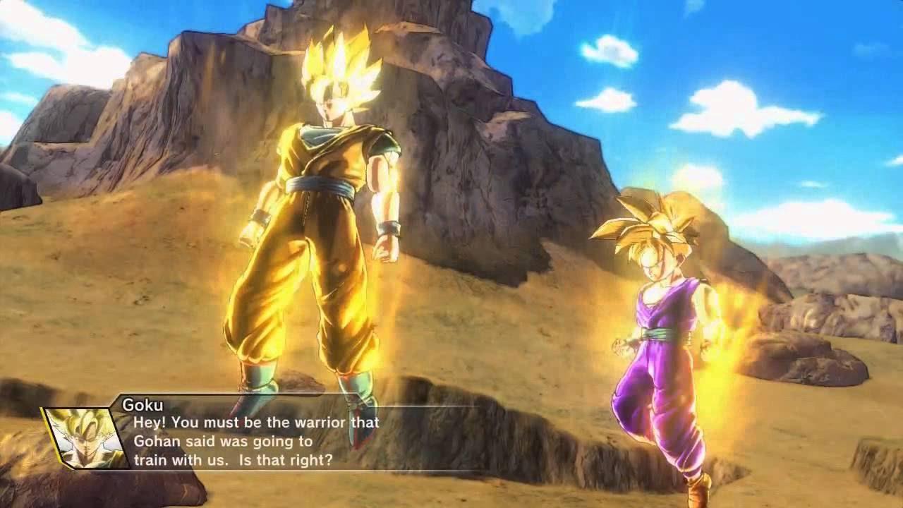 Dragon Ball: Xenoverse - (PQ) - Misión Paralela 19 - YouTube