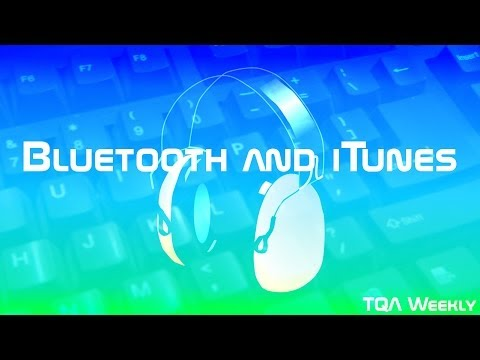 Bluetooth And ITunes