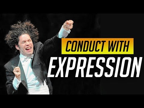 How to Conduct Music: Lesson #8-Conducting with Expression