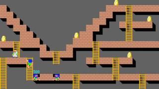 Arcade Game: Lode Runner (1984 Irem (Broderbund License))