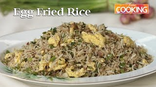 Egg fried rice | ventuno home cooking