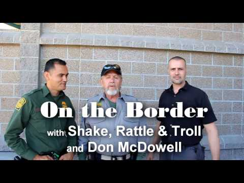 Riding With The US Border Patrol
