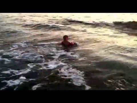 Рианна в Аравийском море, ГОА, Индия